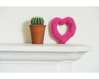 Heart Knitting Pattern (803512)