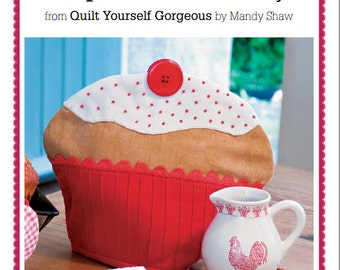 Cupcake Tea Cosy Sewing Pattern Download