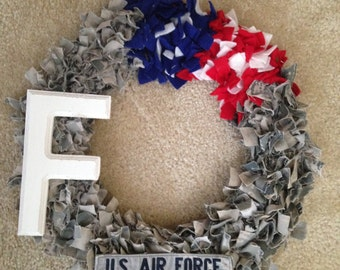 AirForce Wreath