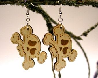 Halloween Earrings - Skull Earrings