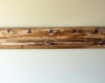 Stained Pallet Display Board - Great for Instagram photos!