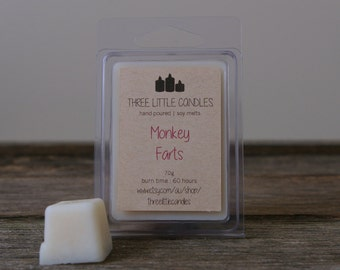 Scented Soy Clamshell Melts