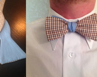 The Derby - Self-tie bow tie