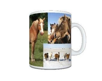 Horse photo mug 2