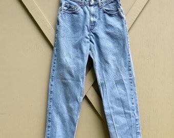 vintage Levi's 550 Relaxed Fit Boyfriend Jeans