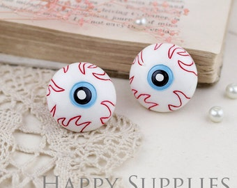 Last -30 Pcs High Quality Lovely  Halloween eyes Cabochon (DT036)--Clearance Sale