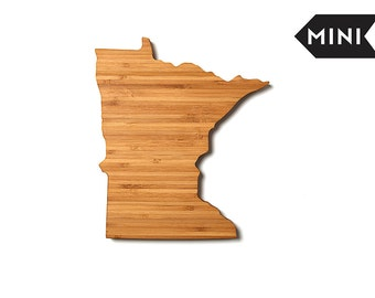 Minnesota State Cutting Board, Groomsman Gift, Graduation Gift, Bridesmaid Gift, Personalized Gift, Summer Wedding, Father's Day Gift