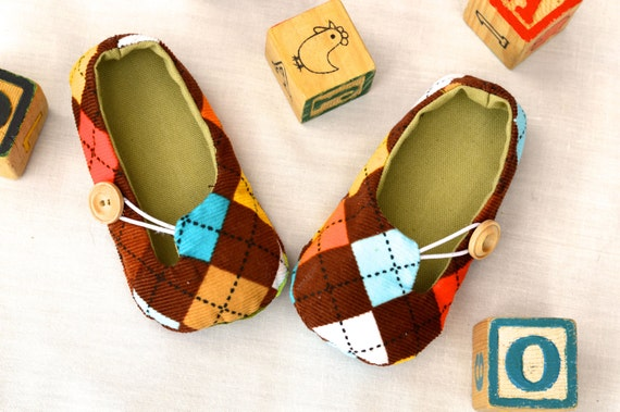 Jack and  Jill Loafers Baby Shoes PDF SEWING PATTERN. Baby Boy Clothing Sewing Pattern. Sizes Newborn - 18 months