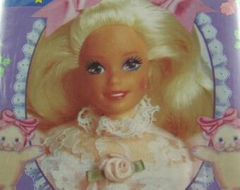 vintage Barbie decorative border (wallpaper border) new in package, prepasted, washable
