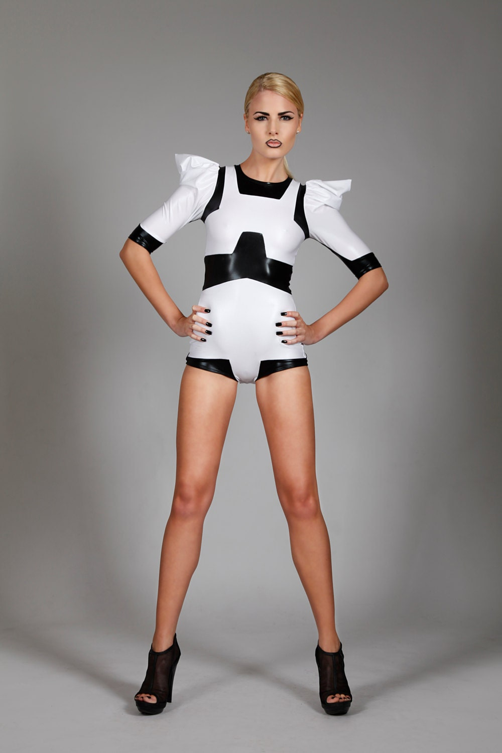 Find great deals on eBay for White Spandex Bodysuit in Unisex Theater and Reenactment Costumes. Shop with confidence.