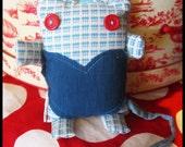 Kitty Plush MINI Animal - Keychain, Ornament, Mini-toy, Collect-them-all!