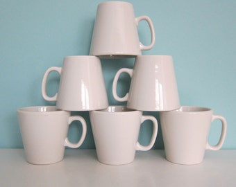 Restaurant Ware Cups  Shenango China Coffee Cups