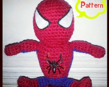 Knitting Pattern For Woolly The Spider : WOOLLY AND TIG SPIDER KNITTING PATTERN   KNITTING PATTERN