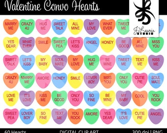valentine candy heart sayings