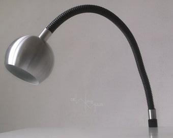 Industrial desk lamp Serpent Raak dutch design space age mid century modern famous