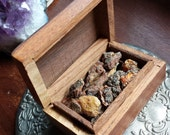 Myrrh Resin, Sweet and Mystical Myrrh Blend, Smudging, Natural Incense, Myrrh Incense, Aromatherapy, Incense