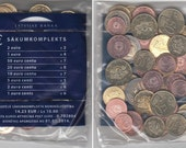 2014 EURO coins Start Pack - LIMITED EDITION of Bank - Coins for Luck-Scrapbooking-Original Presents-Supplies-Collection