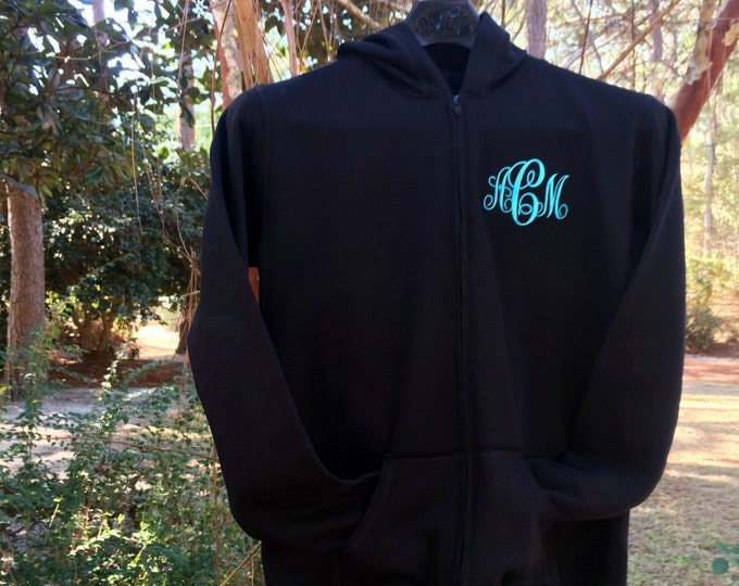 Monogrammed Hoodies, Monogrammed Jacket, Monogram Hoodie, Monogrammed Jacket, Team Gifts, Cheerleader gifts, Cheer Jackets