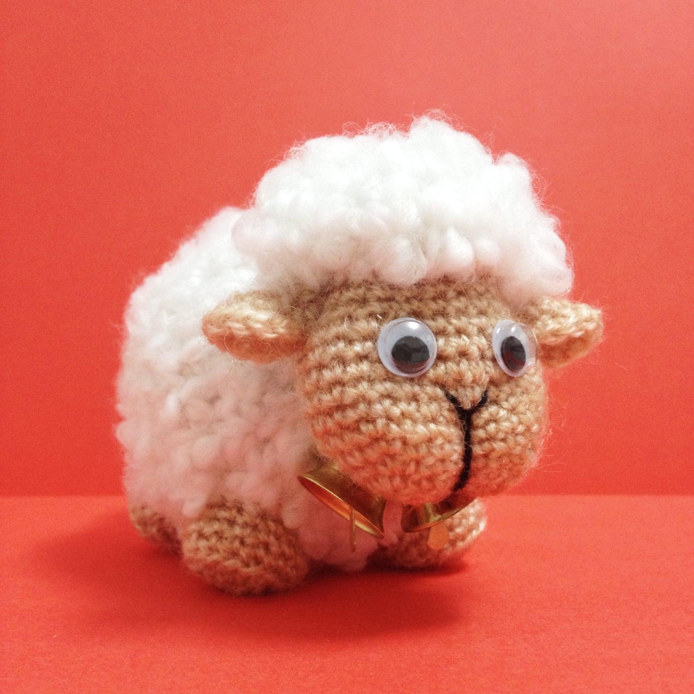 SHEEP Amigurumi Pattern Sheepy Lamb Baby Animal by ...