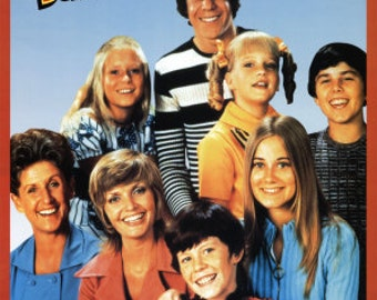 The Brady Bunch Rare Poster