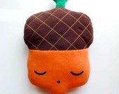 Plush Huggable Toy Cushion - The Mighty Acorn