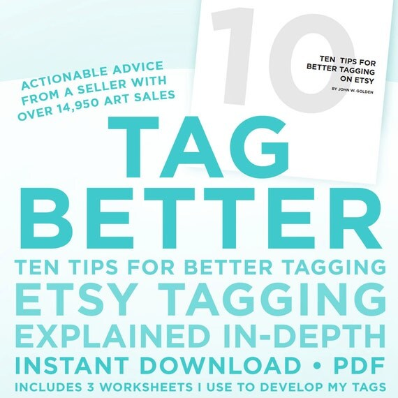 Get started with better tagging!