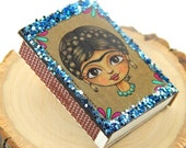 Frida Matchbox Magnet
