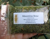 Moontime Brew Womens Herbal Tea Blend One Ounce