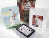 Animal Card Collection - Set of Four Tarot and Art Card Decks -Special Price