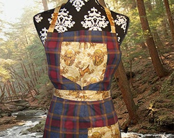 Apron, Cover Up, Full Style Apron, Hunters Special