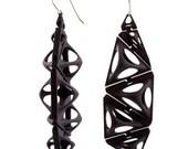 Tetra Kinematics 6e earrings