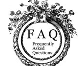 Frequently Asked Questions about Sacred Cake Jewelry, Anna Wintour Necklaces.