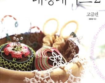 TATTING LACE n2 - Craft Book