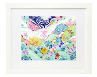 Giclee Fine Art Print - Spritz - Print