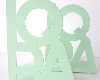 1 IQRA Bookend - Mint