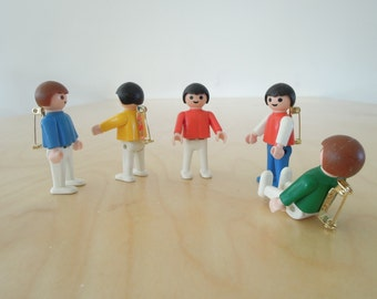 Playmobil Brooch - boy
