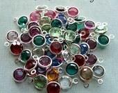 Channel Set Swarovski Crystal Birthstones - for Shannon Westmeyer Jewelry