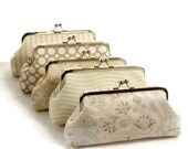 Bridesmaid Gifts Wedding Party Purses Custom Personalized Bridesmaid Clutches Purses Bags