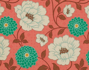 NEW Bungalow from Joel Dewberry, Dahlia in Coral, Yard