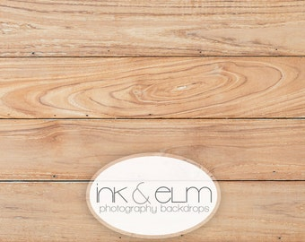 "Vinyl Photography Backdrop 4ft x 3ft, Photography Vinyl Wood Backdrop or Floordrop, Distressed Shabby Chic Wood backdrop, ""Naked"""