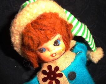 Japan Christmas Doll