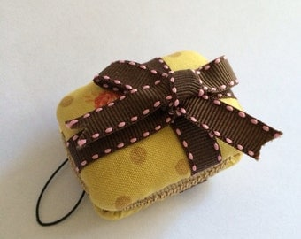 Small Square Pouch