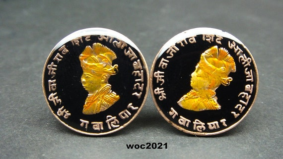 Gwalior India State India Gwalior State Coin