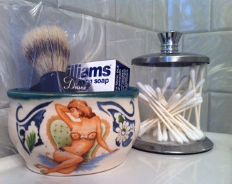 Pin Up Girl shaving kit