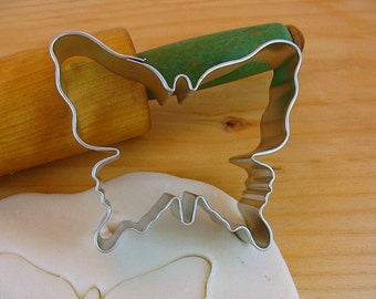 Butterfly  3.25 inch Cookie Cutter