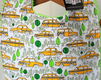 Baby Bib...cabbie in the city...last one!