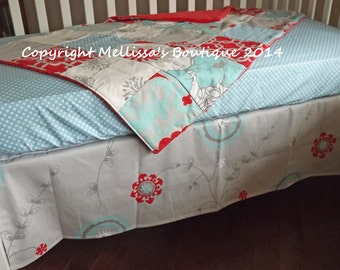 Aztec Crib Bedding Canada
