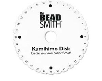 Kumihimo Disk 4 inch Round