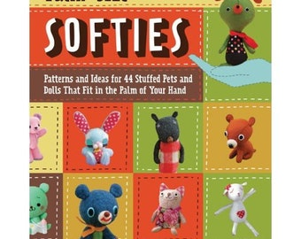 Palm Sized Softies Pattern Book