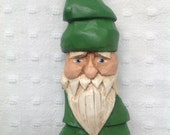 Hand Carved Cypress Knee Santa Christmas Tree Spirit Sale